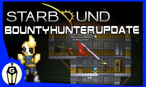 Download Starbound Bounty Hunter PC Game Full Version Free