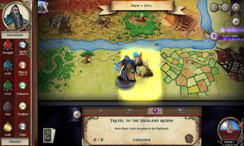 Talisman Origins Game Setup Download