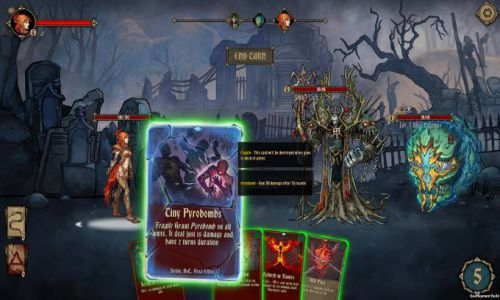Download Deck of Ashes Highly Compressed