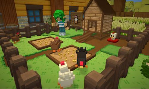 Download Staxel Highly Compressed