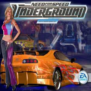 Need for Speed Underground 1 Game Download At PC Full