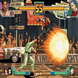 download the king of fighter 2001 pc game full version free