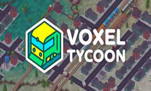 Download Voxel Tycoon Free For PC