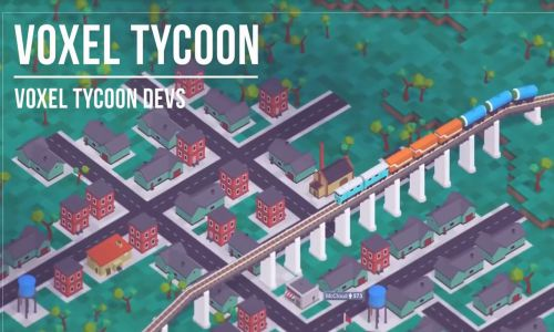 Voxel Tycoon Game Setup Download