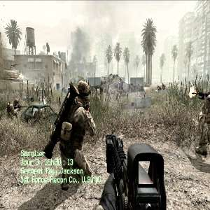 download call of duty 4 modern warfare pc game full version free