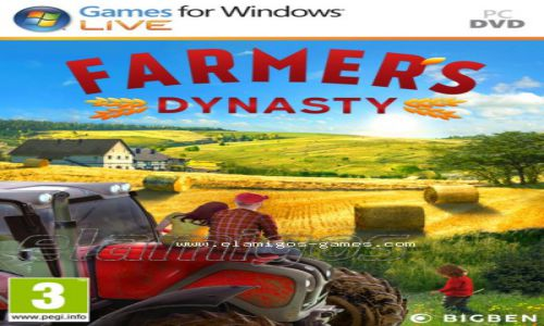 Download Farmers Dynasty CODEX Free For PC