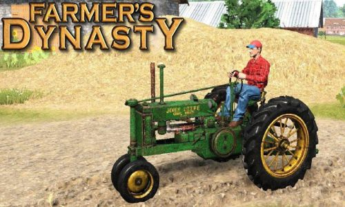 Download Farmers Dynasty CODEX Highly Compressed