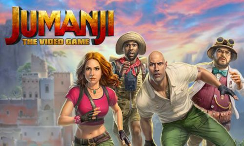 Download JUMANJI The Video Game CODEX Free For PC