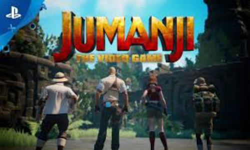 Download JUMANJI The Video Game CODEX Highly Compressed