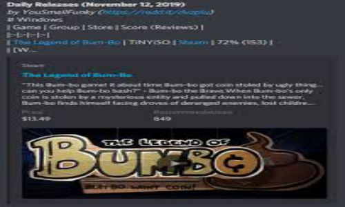 The Legend of Bum Bo TiNYiSO Game Setup Download