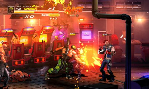 Download The TakeOver SKIDROW PC Game Full Version Free