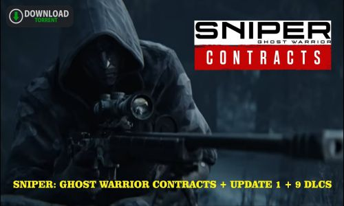 Download Sniper Ghost Warrior Contracts Update 1 + 9 DLCs PC Game Full Version Free