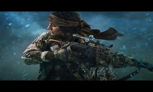 Sniper Ghost Warrior Contracts Update 1 + 9 DLCs Game Setup Download