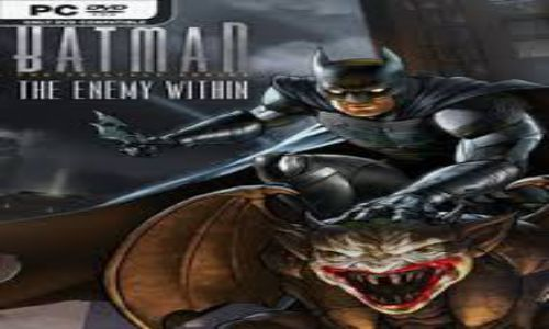 Download Batman The Enemy Within TT Series Shadows Edition CODEX Free For PC