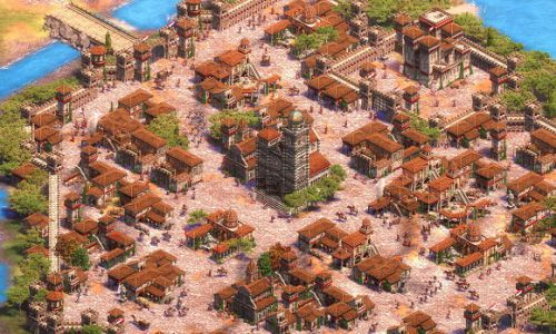 Age of Empires II Definitive Edition Build 34055 HOODLUM Game Setup Download