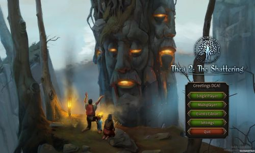 Download Thea 2 The Shattering The Awakening CODEX PC Game Full Version Free