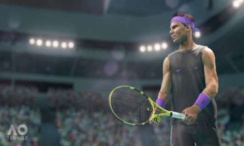 AO Tennis 2 Zaxrow Game Setup Download