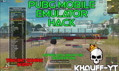 Download PUBG Hack Download Memory Loader For PC Emulator – Season 11 Free For PC
