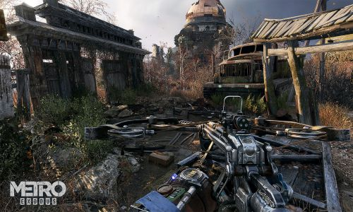 Download Metro Exodus Highly Compressed