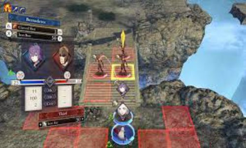 Download Fire Emblem: Three Houses Highly Compressed