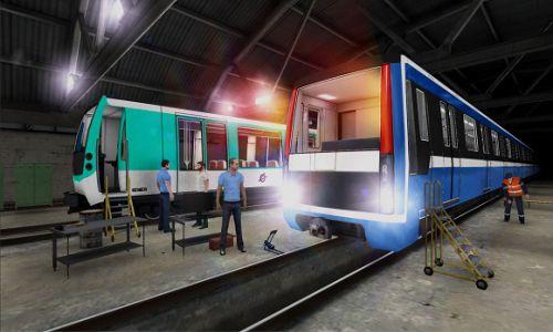 Download Subway Simulator PLAZA PC Game Full Version Free