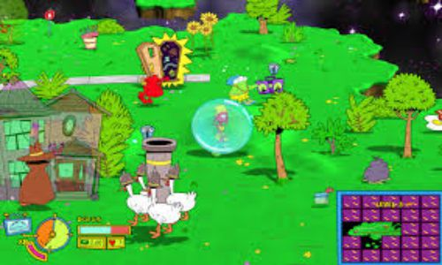 Download ToeJam and Earl Back In The Groove v1.6.0k PLAZA Highly Compressed