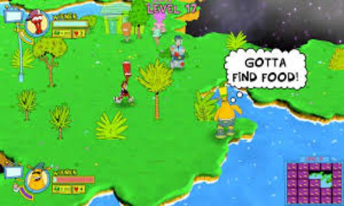ToeJam and Earl Back In The Groove v1.6.0k PLAZA Game Setup Download