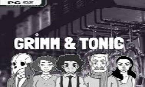 Grimm and Tonic Aperitif PLAZA Game Setup Download
