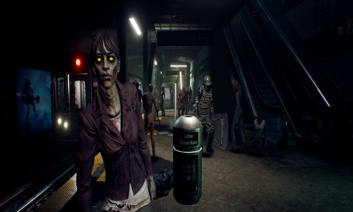 Outbreak Deluxe Edition PLAZA Game Setup Download