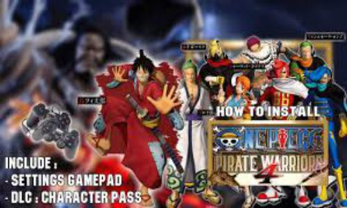 Download One Piece Pirate Warriors 4 PC Game Full Version Free