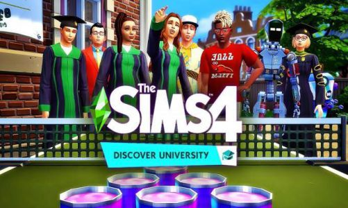 Download The Sims 4 Discover University v1.62.67.1020 Free For PC