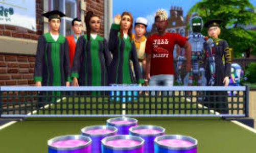 Download The Sims 4 Discover University v1.62.67.1020 Highly Compressed