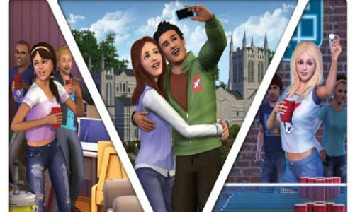 The Sims 4 Discover University v1.62.67.1020 Game Setup Download